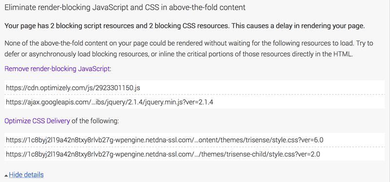 Eliminate Render-blocking Scripts Image