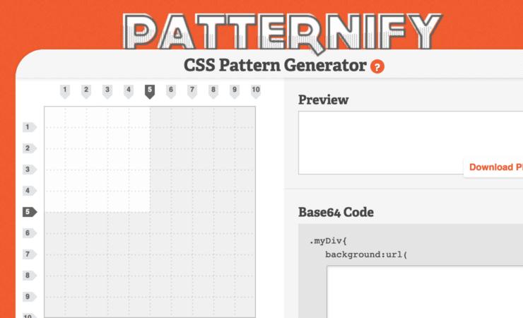 Patternify CSS Generator