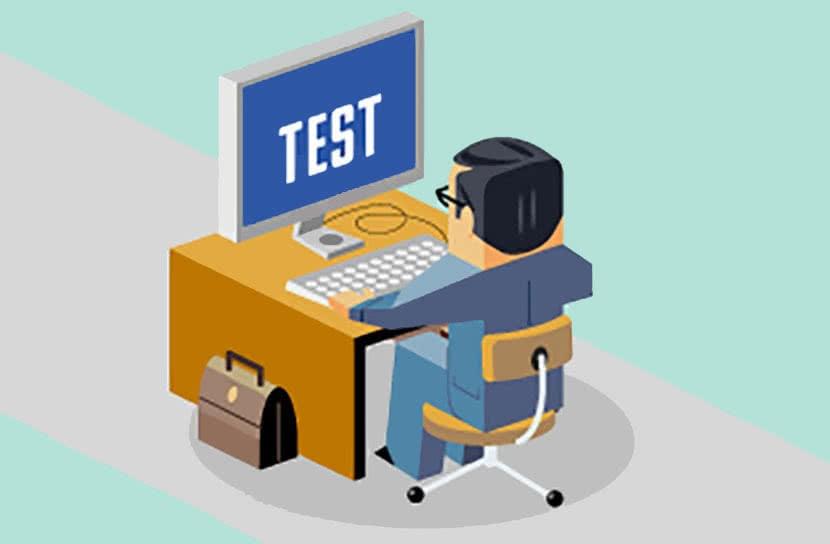Test a website