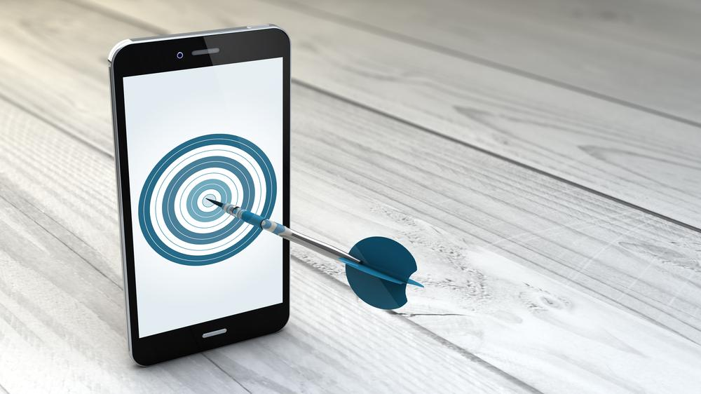 Mobile app marketing strategy targeting