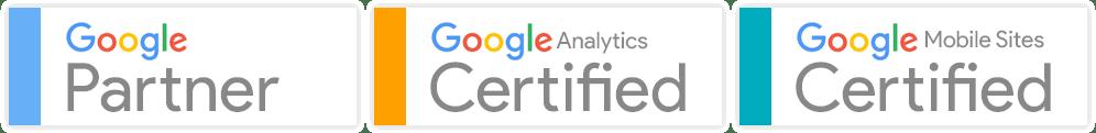 Web3 are Google Partners